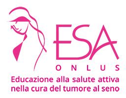 Logo di ESA onlus