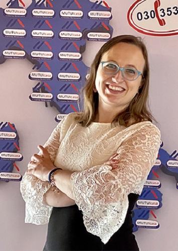 Dott.ssa Francesca Sentimenti - Analista del credito per MUTUIcasa