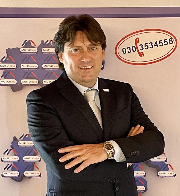 Paolo Ferrari - Amministratore di MUTUIcasa