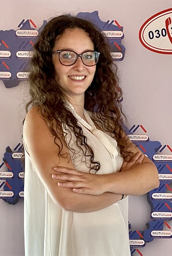 Dott.ssa Sara Armanini - Analista del Credito per MUTUIcasa