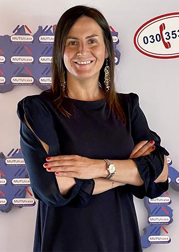 Dott.ssa Marianna Arcaini - Analista del credito per MUTUIcasa